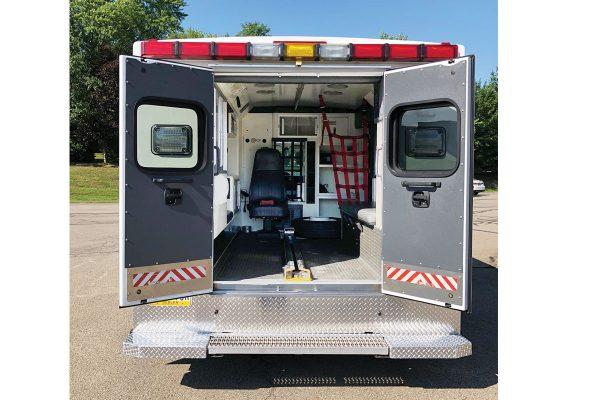 VALLEY AMBULANCE AUTHORITY Type III Ambulance