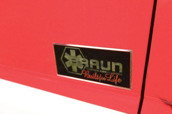 braun08619-braun-plaque