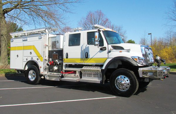 BETHLEHEM TWP VFC Pierce International Pumper