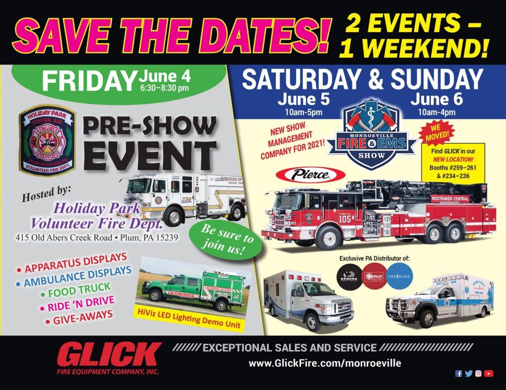 Monroeville Fire & EMS Show