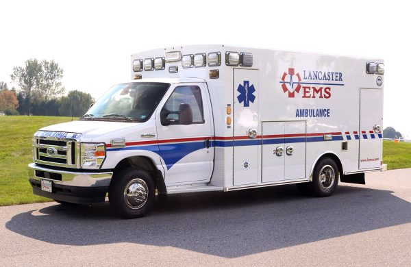 LANCASTER EMS ASSOC Braun Chief XL Ambulance