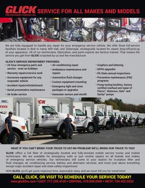 Glick Service Info Sheet 2018