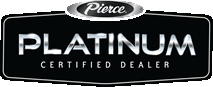 Pierce Platimun Certified Dealer