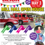 Mill Hall Open House
