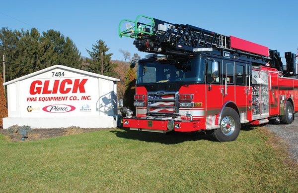 WARRIOR RUN AREA FIRE DEPT., 2017 Pierce® Enforcer™ 107'Ascendant