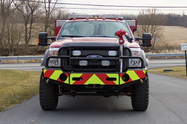2016 Firematic BRAT Rally - Ford F-550 Super Cab 4x4