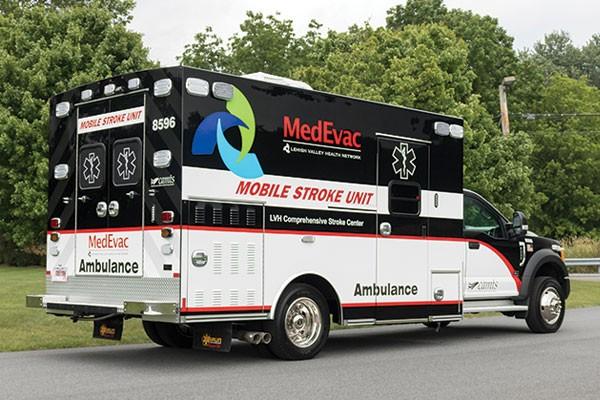 2017 Braun Chief XL - Type I Ambulance