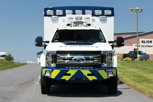 2017 Braun Chief XL Type I Ambulance