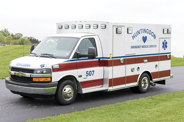 2017 Braun Signature Series - Type III Ambulance