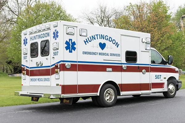 2017 Braun Signature Series - Type III Ambulance