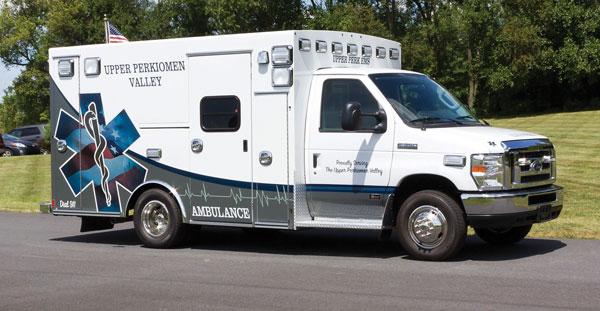 2017 Braun Signature Series Type III Ambulance
