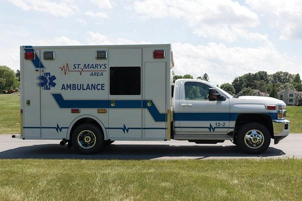 2017 Demers MXP-150 - Type I Ambulance